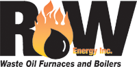 RW Energy waste oil furnace logo